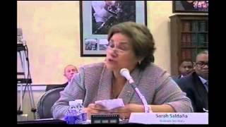 Appropriations Budget Hearing on Immigration and Customs Enforcement