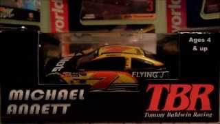 NASCAR Diecast Review on Michael Annett