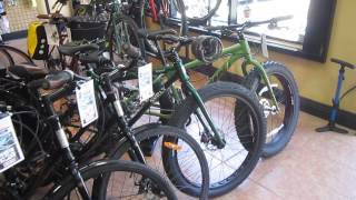Cycle Quest---A Look Inside this San Diego Bike Shop
