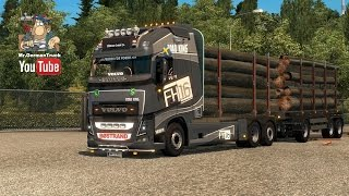 [ETS2 v1.24] Volvo FH 2013 v20.25s + Flag DLC & BDF Version