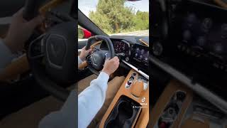 2021 Corvette Launch Control!