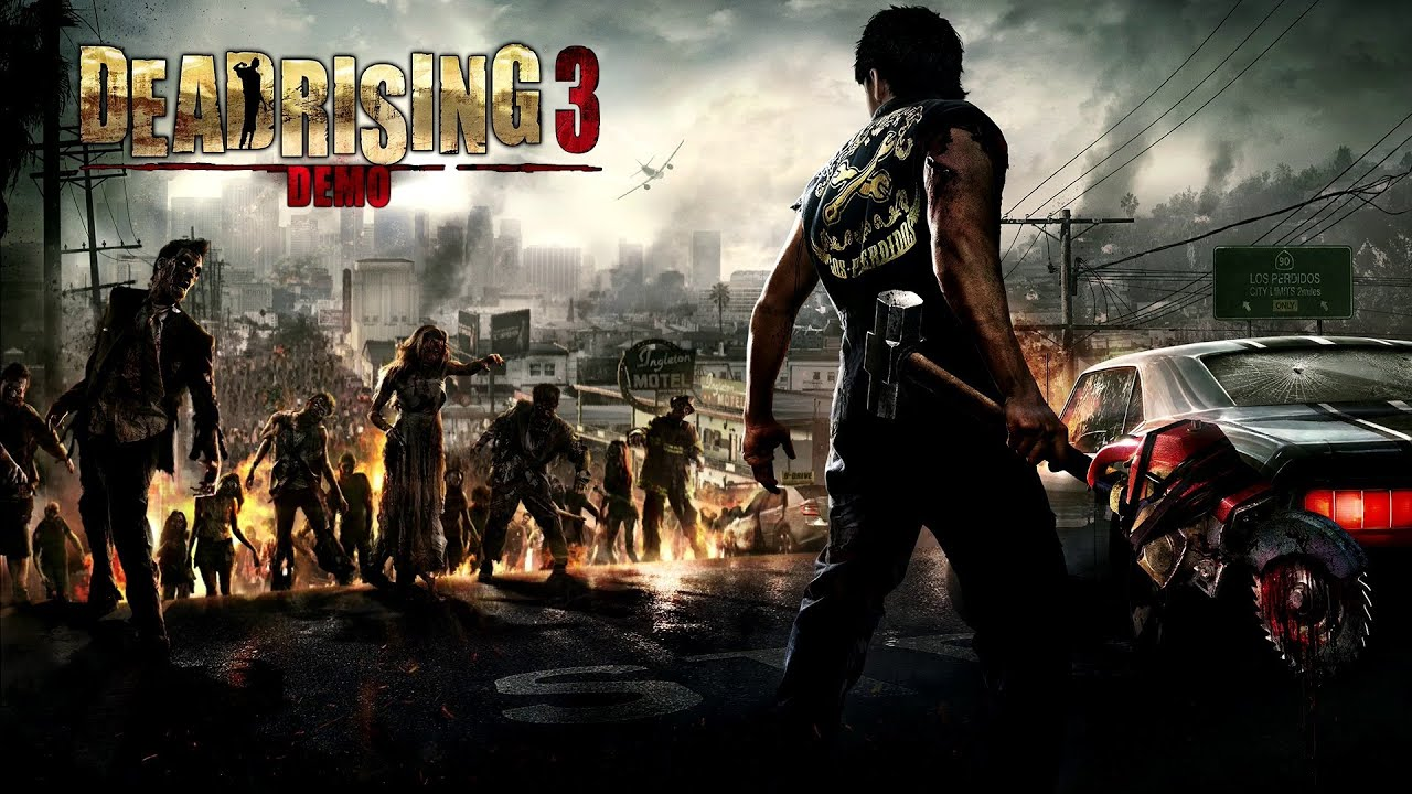 Dead Rising 3 Complete Xbox One Gameplay Demo 1080p Hd Youtube