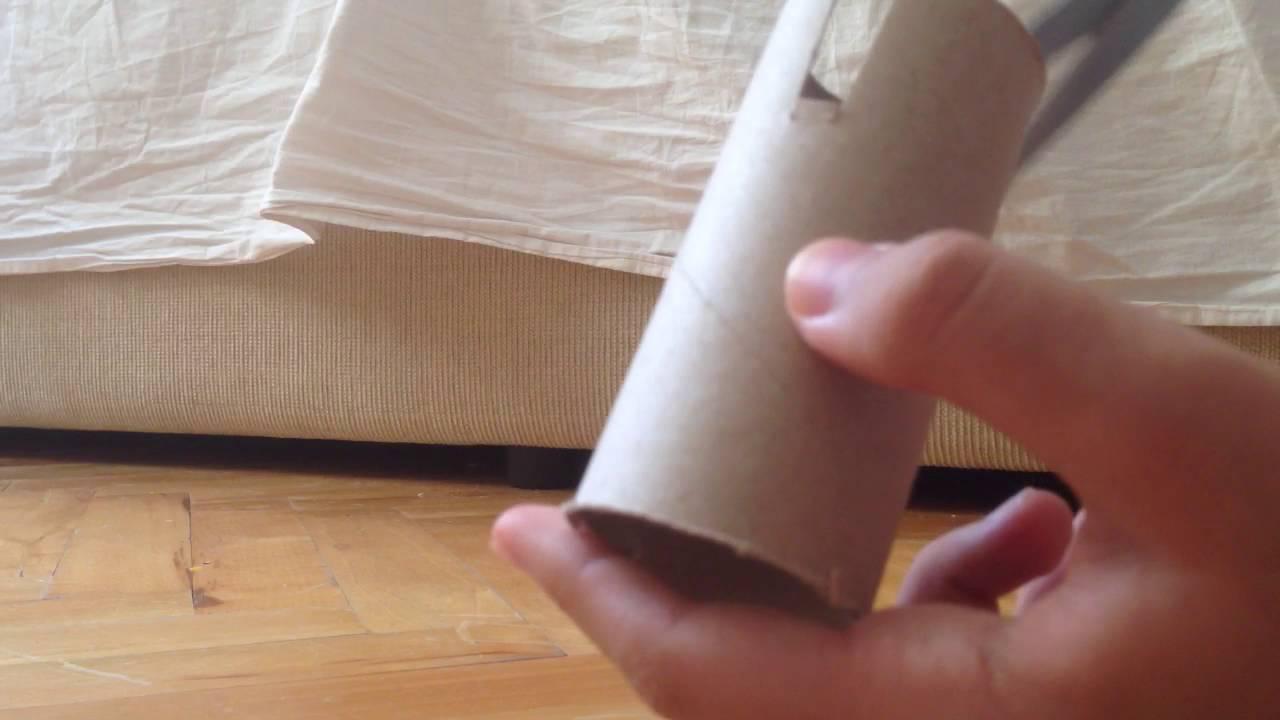 Tuvalet Kağıdı Rulosu ile Ayı Yapımı