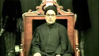 8. Muharram 1437 - Urdu - Maulana Syed Ahmed Ali Abidi