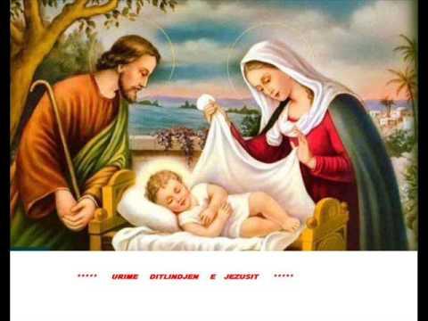Krishti i Vogël sot lindi - Krishtlindja