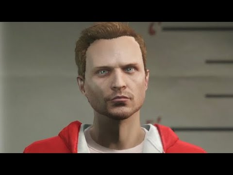 Grand Theft Auto V Online-How To Make Jesse Pinkman(Aaron Paul) [Breaking Bad & El Camino]