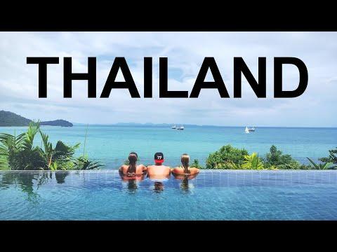 Thailand 2017 | Bangkok to Phuket