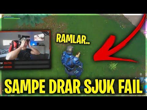 När SAMPEV2 Spelar FORTNITE.. (Svenska Fortnite Funny Moments & Highlights) #22