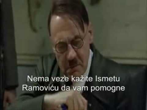 Snimak kad je Rasim Ljajic saznao o svjedocenju Ismeta Ramovica (parodija)