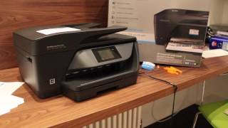 Hp Office Jet Pro 6960 review