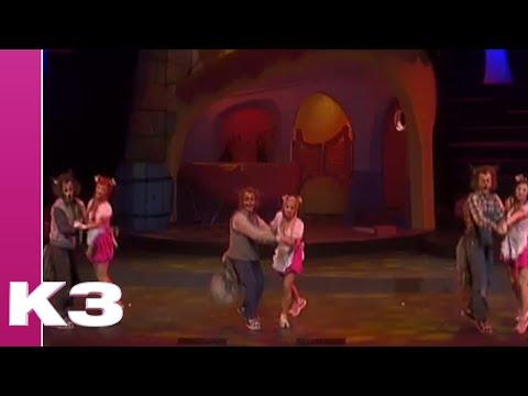 K3 - Verliefd | Musical De 3 Biggetjes