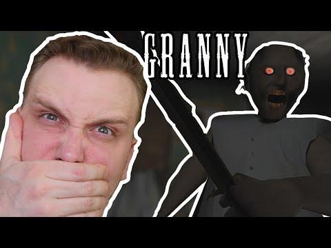 Granny Igrica - LUDA BABA HOCE DA ME POLJUBII!!!