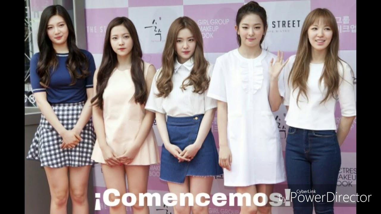 Si las chicas de #FNAFHS fueran grupos de k-pop ¿parte 1?