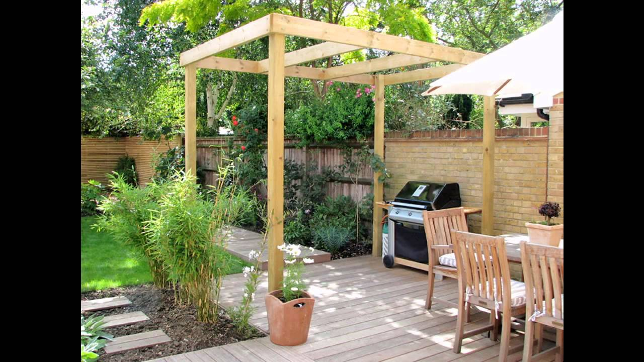 Small garden projects ideas - YouTube