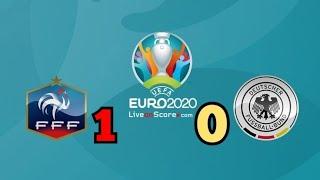 FRANCIA - GERMANIA 1-0, I FRANCESI HANNO UNA SQUADRA STRAORDINARIA, GERMANIA MENO