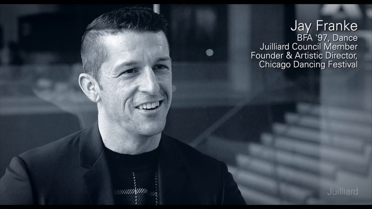 Juilliard Snapshot: Jay Franke on Alumni Connections