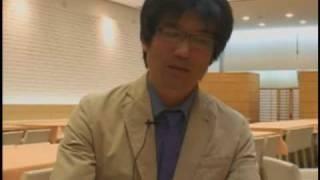 渡和由 -- 環境デザイナー、筑波大学芸術学系准教授