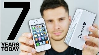 iPhone 4S Unboxing! 7 Years Old Today