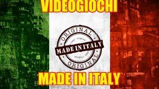 Videogiochi made in Italy - produzioni italiane