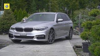BMW 540D - Test de voiture