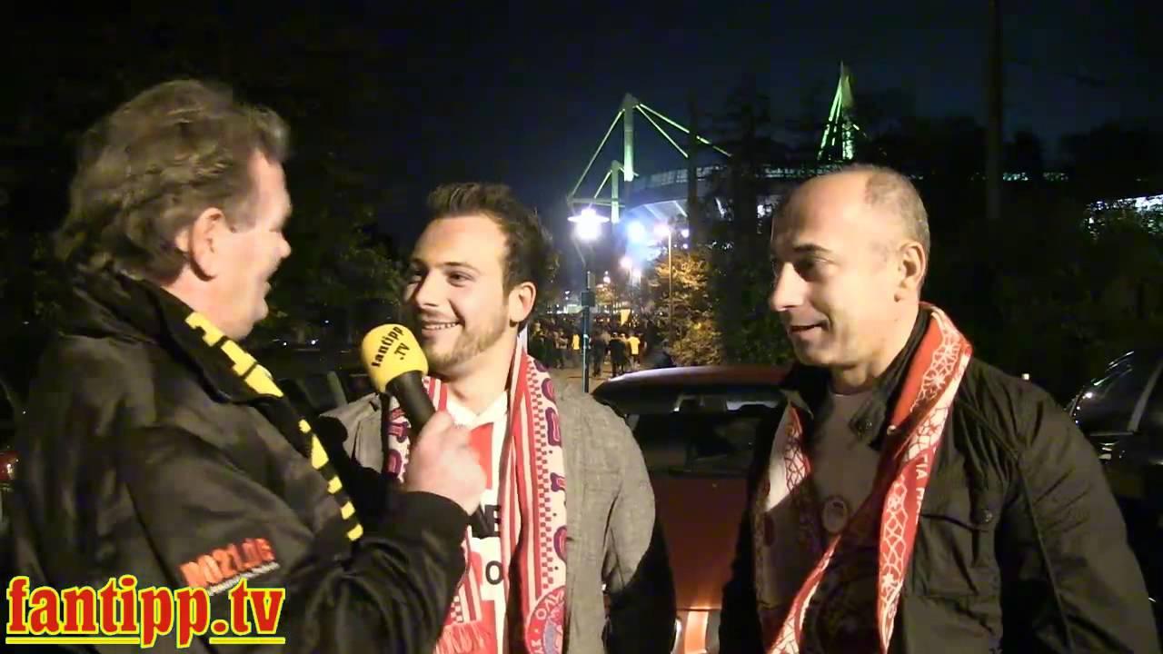 Fantipp Borussia Dortmund - Olympiakos Piräus 1:0
