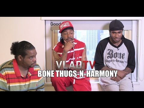 Bone Thugs: We Heard Bigs Notorious Thugs Verse When He Died