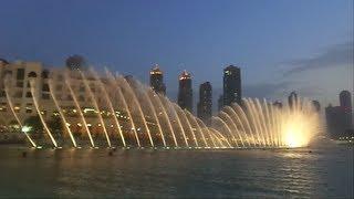 I WILL ALWAYS LOVE YOU- DUBAI MUSICAL FOUNTAIN!!!!!