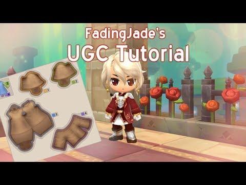 Maplestory2 | UGC Tutorial - YouTube