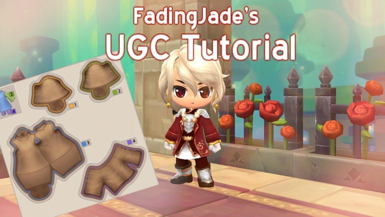 Maplestory2 | UGC Tutorial