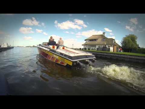 EXTREME LOUD TWIN V8 POWERBOAT *SOUNDCHECK*
