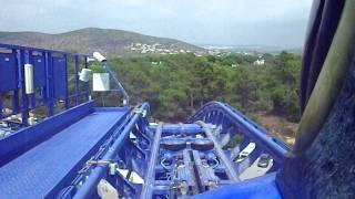 roller coaster - aquashow algarve