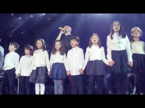 Voltaj - De la capat Simfonic (live Sala Polivalenta Cluj-Napoca)