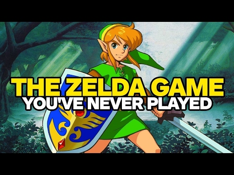 The Legend of Zelda Game You've Probably Never Played