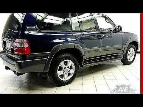 2003 Toyota Land Cruiser   Auto Web Expo