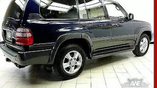 2003 Toyota Land Cruiser - Auto Web Expo