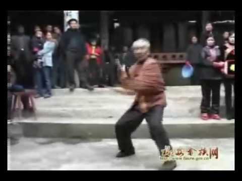She Zu Quan  She Minority People's Boxing Pt I 畲族拳: 1