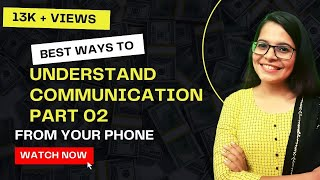 What is Communication?-In Hindi part-2