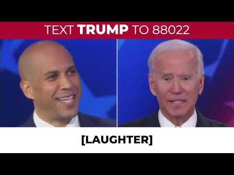Joe Biden forgets Kamala Harris is Black woman senator