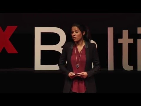 Rethinking Conflict: The First Step to Creating Lasting Change | Jamila Raqib | TEDxBaltimore