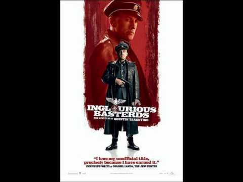 Inglourious Basterds Soundtrack - Hans Landa - YouTube