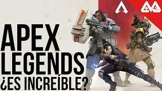 Download Apex Legends es... ¿Increíble? |  Un Battle Royale que no es del montón Mp3 and Videos