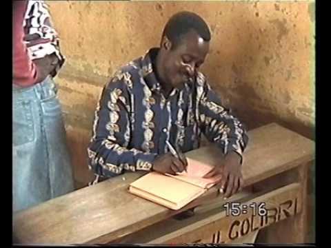 Viaggio in Togo 30 12 2001