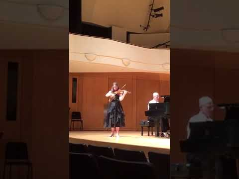 Viotti Concerto No. 23 for violin and piano