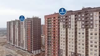 ЖК «Томилино Парк», Московская обл., Люберцы, март 2020