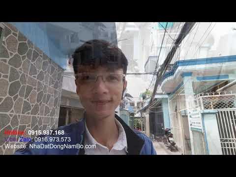 Video nhà bán Quận 8 sổ hồng riêng, hẻm 154 Âu Dương Lân P3 Q8 giá rẻ, qua Quận 5 chỉ 2 phút