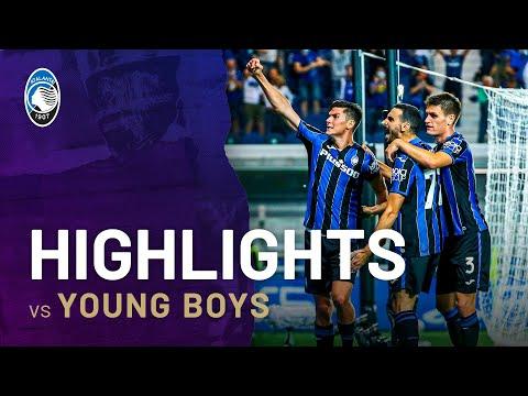 Atalanta Young Boys Goals And Highlights