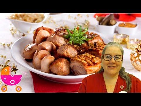 Norwegian Christmas food!