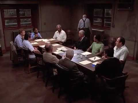 12 Angry Men 1997 Final Scene