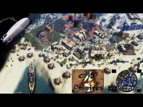 Age of Empires 4 Wars of Liberty mod of AOE III 🏰