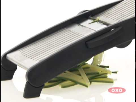 Oxo good grips steel professional mandoline slicer: amazon. Ca.